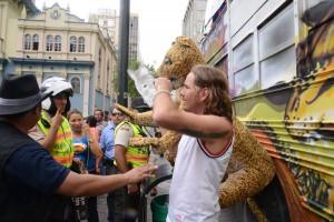 Policía ecuatoriana impidió viaje de Caravana Climática que iba rumbo a la Cumbre de los Pueblos en Lima