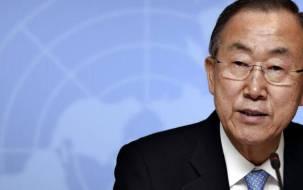 """Ban Ki-moon alerta: """"Si no se actúa ahora la temperatura subirá casi 4 grados"""""""