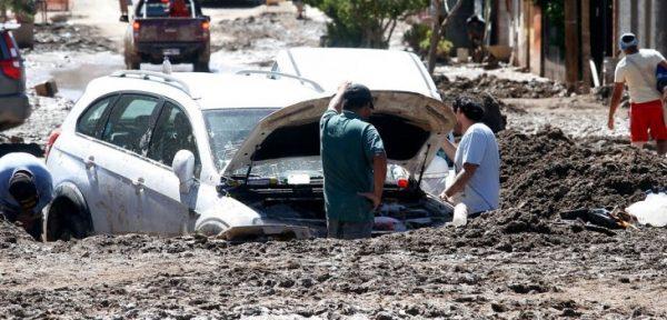Pese a incendios forestales y aluviones Bachelet asegura que estamos preparados para el cambio climático