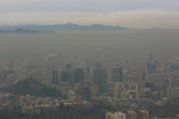 La contaminación atmosférica sigue como el principal problema ambiental del país
