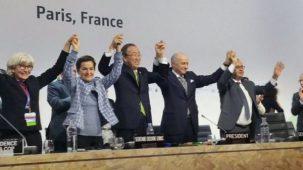 Chile: Senado ratifica Acuerdo de París sobre cambio climático