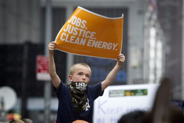 El cambio climático afectará a unos 175 millones de niños al año