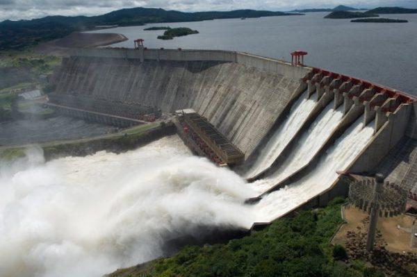 Nuevo estudio confirma que las grandes represas son una fuente principal de los gases causantes del cambio climático
