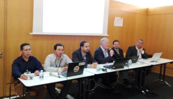 Fundación Terram expuso en Cumbre mundial climática en Francia