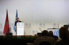 Los anuncios de Bachelet en la COP 22 sobre Cambio Climático