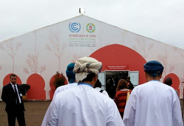 COP22: Lo que debes saber sobre la primera semana de negociaciones