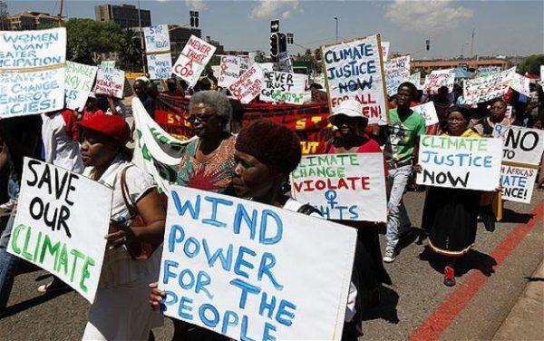 COP22: De los 50 países más afectados por el calentamiento global, 36 son africanos