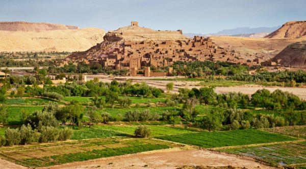 Marruecos: Luchar contra el desierto en plena Cumbre del clima