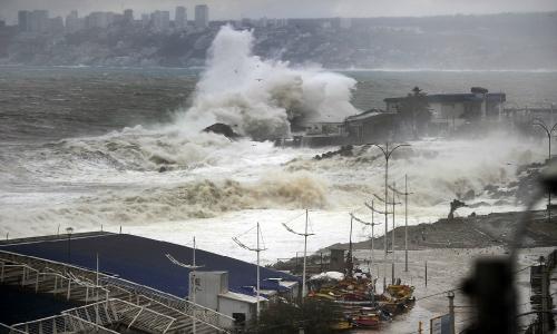 Estudio: Valparaíso es la región más vulnerable al cambio climático
