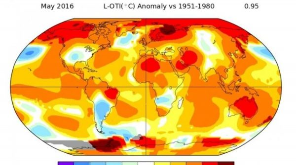 La salida de los EE.UU. del Acuerdo de París podría aumentar en 0,3 grados la temperatura del planeta