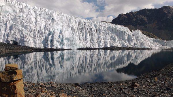 Los glaciares peruanos se están extinguiendo