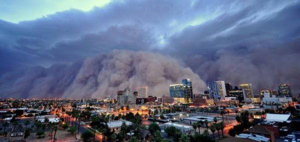 Filtran informe sobre impactos del cambio climático en EE.UU.