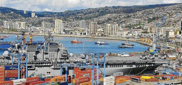 Región de Valparaíso es la zona del país más afectada por el cambio climático