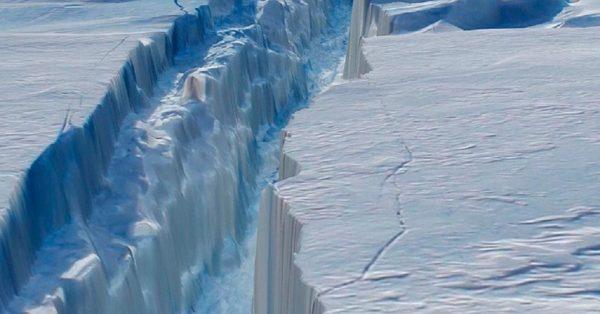 Temperaturas en la Antártica están subiendo drásticamente más que el promedio global