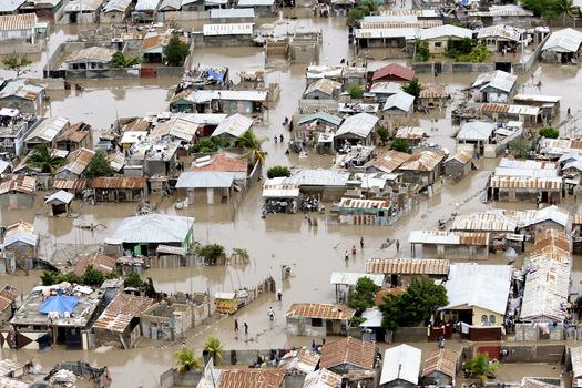 FMI: Países pobres perderán 10% de producto per cápita por cambio climático