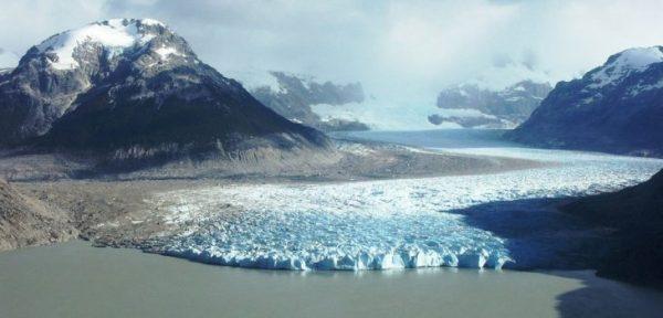 Estudian glaciares con teledetección para identificar efectos del cambio climático