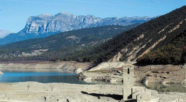 España enfrenta su más dramática sequía en 22 años