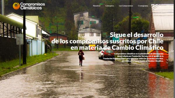 Observatorio de Compromisos Climáticos: seguimiento a los compromisos de Chile