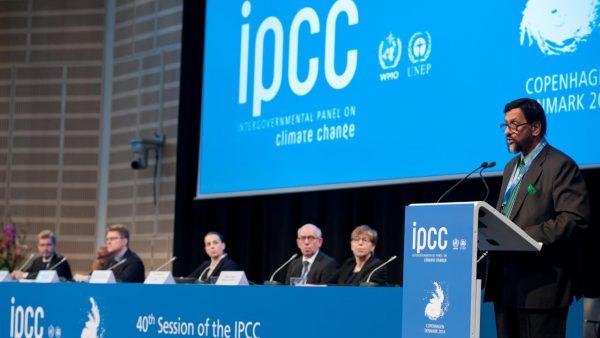 El IPCC celebró 30 años alertando sobre el cambio climático