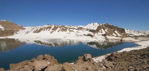 Laguna del Maule presenta 80 por ciento de déficit hídrico