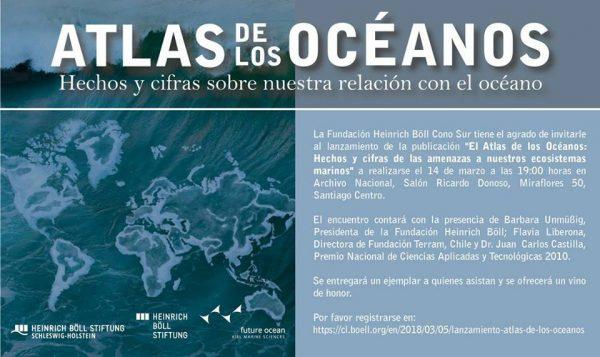 Lanzamiento Atlas de los Océanos 2017