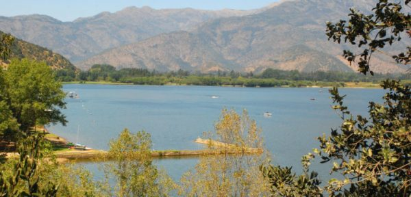 La realidad del agua en Chile