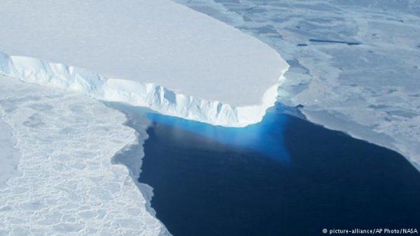 Los glaciares antárticos están en retroceso por efecto del cambio climático
