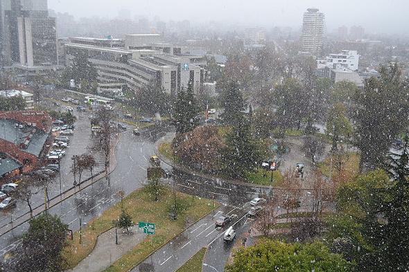 Olas de frío a nivel mundial: ¿Qué tan crudo será el invierno en Chile?