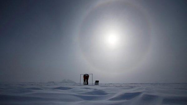 Medirán los efectos del cambio climático en las nubes de la Antártica