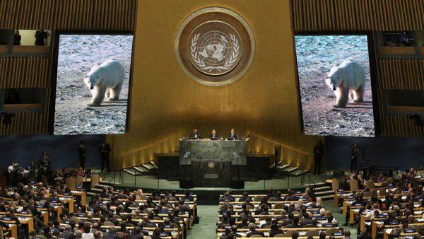 La ONU convoca Cumbre del Clima 2019 en Nueva York