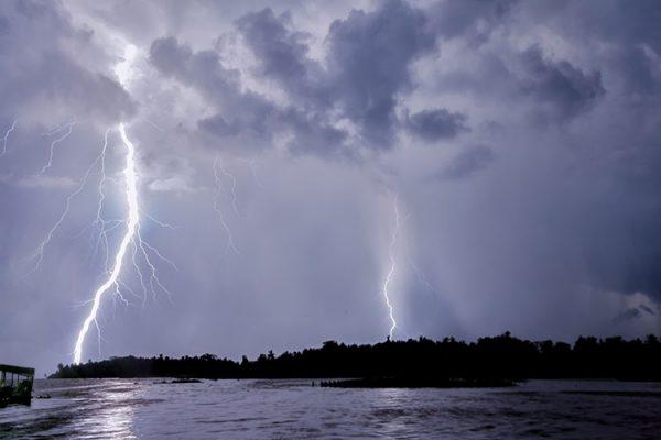 Hemisferio Sur: El cambio climático aumenta incendios forestales provocados por rayos