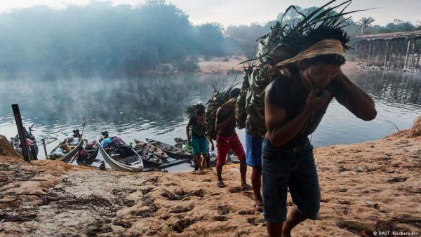 Pueblos Indígenas presentaron sus inquietudes sobre el cambio climático en Bonn