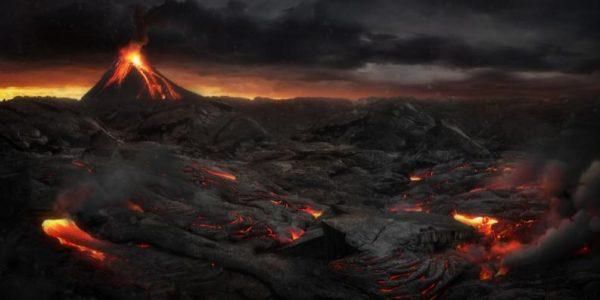 Científicos descubren montañas y volcanes bajo el hielo de la Antártida