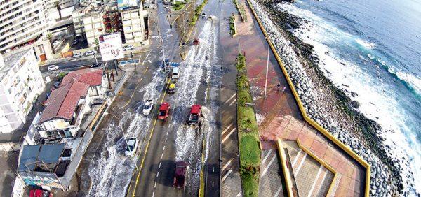 Comienza el Programa de resiliencia al cambio climático en la Región de Valparaíso