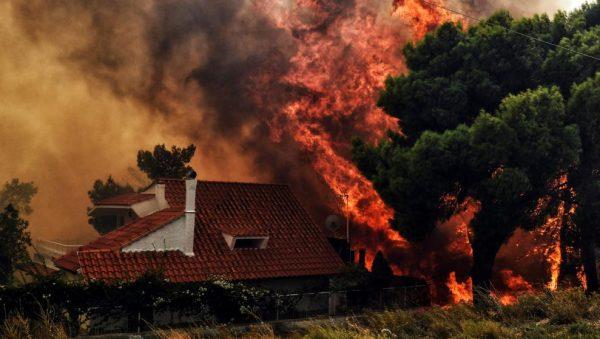 Cambio climático agrava temperaturas y aumentan los grandes incendios