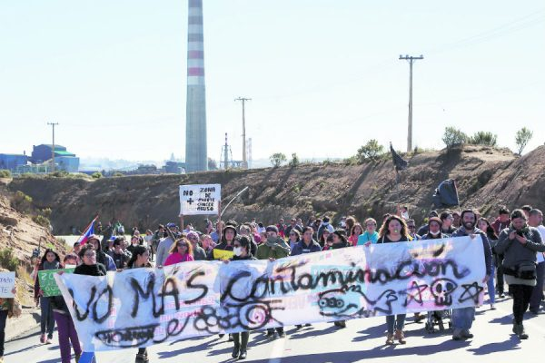 Termoeléctrica, refinerías y terminal de gas: Cuáles son las fuentes más contaminantes en Quintero y Puchuncaví