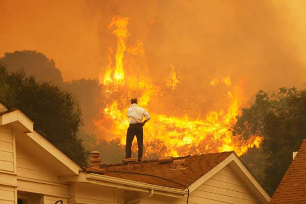 Incendios en California: Un desastre no tan natural