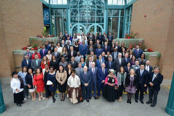 Parlamentarios de América Latina y el Caribe buscas soluciones al cambio climático