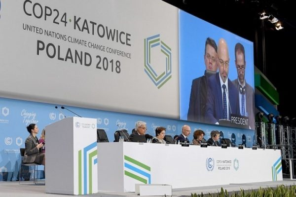 La igualdad de género promovida en la COP24