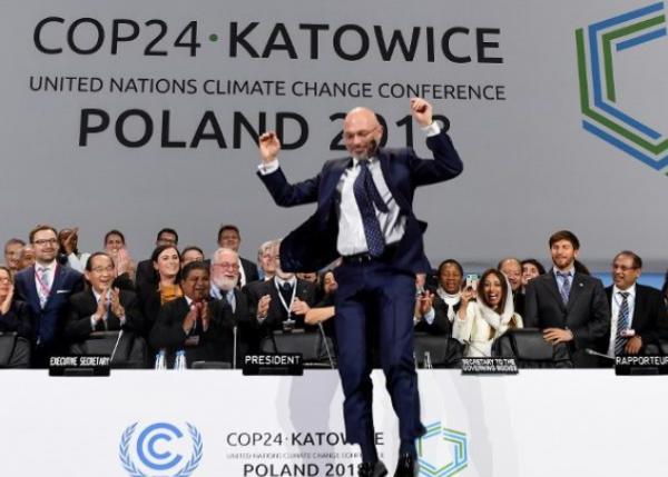Las 5 conclusiones de la Cumbre Mundial de Medioambiente COP24